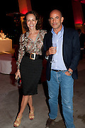 ANDREA DELLAL; GUY DELLAL, Hosted by Interview Russia.  On behalf of Ferrari, Peter M. Brant and SothebyÕs Tobias Meyer party in honor of FerrariÕs Chairman, Luca di Montezemolo, 1111 Lincoln Road, the iconic car-park in the shopping mall designed by the Pritzker prize winning team Herzog & de Meuron.,  Miami Beach. 29 November 2011.<br /> ANDREA DELLAL; GUY DELLAL, Hosted by Interview Russia.  On behalf of Ferrari, Peter M. Brant and Sotheby's Tobias Meyer party in honor of Ferrari's Chairman, Luca di Montezemolo, 1111 Lincoln Road, the iconic car-park in the shopping mall designed by the Pritzker prize winning team Herzog & de Meuron.,  Miami Beach. 29 November 2011.