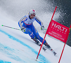 17.02.2011, Kandahar, Garmisch Partenkirchen, GER, FIS Alpin Ski WM 2011, GAP, Riesenslalom, im Bild Anja Paerson (SWE) // Anja Paerson (SWE) during Giant Slalom Fis Alpine Ski World Championships in Garmisch Partenkirchen, Germany on 17/2/2011. EXPA Pictures © 2011, PhotoCredit: EXPA/ M. Gunn