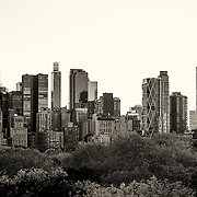 NYC in Monochrome