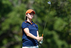 May 8, 2010; Stanford, CA, USA;  Virginia Cavaliers Brittany Altomare during the final round of the 2010 NCAA Women's Golf West Regionals at the Stanford Golf Course. Credit: Jason O. Watson