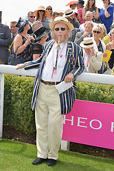 JOHN McCRIRICK at the 2014 Glorious Goodwood Racing Festival at Goodwood racecourse, West Sussex on 31st July 2014.