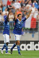 Fotball<br /> Frankrike<br /> Foto: Dppi/Digitalsport<br /> NORWAY ONLY<br /> <br /> FOOTBALL - UNDER 19 - UEFA EUROPEAN CHAMPIONSHIP 2010 - FINAL - FRANCE v SPAIN - 30/07/2010<br /> <br /> JOY TIMOTHEE KOLODZIEJCZAK (FRA)