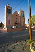 Saint Vincent de Paul Catholic Church, Silver City, New Mexico, USA
