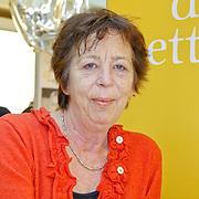 NLD/Amsterdam/20120310 - Feest der Letteren 2012 , Renate Dorrestein