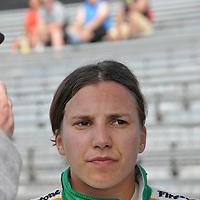 Katherine Legge  at Indycar 2012