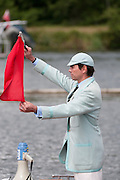 Henley, Great Britain.  Henley Umpire, Richard PHELPS.   Henley Royal Regatta. River Thames,  Henley Reach.  Royal Regatta. River Thames Henley Reach. Thursday  11:45:17  30/06/2011  [Intersport Images] . HRR