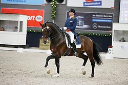 Visser Tommie, (NED), Bojengel<br /> CDI Roosendaal 2015<br /> © Hippo Foto - Leanjo de Koster<br /> 02/12/15