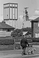 Yorkshire Main Colliery, Edlington. National Coal Board Doncaster Area. 28.05.1986.