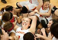 2013 Incarnate Word Academy vs Webb City HS girls' basketball