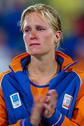 27-08-2004 GRE: Olympic Games day 14, Athens<br /> Hockey finale vrouwen Nederland - Duitsland 1-2 / Jiske Snoeks