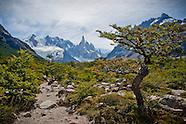 Laguna Torres, Patagonia, Argentina