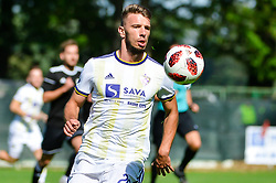 Mitja Viler of NK Maribor during football match between NS Mura and NK Maribor in 10th Round of Prva liga Telekom Slovenije 2018/19, on September 30, 2018 in Mestni stadion Fazanerija, Murska Sobota, Slovenia. Photo by Mario Horvat / Sportida