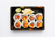 Spicy Salmon Roll from Ennju ($7.62)