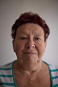 HelenaTamajkova, 68, livining in a panel house in Luzini.