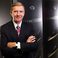 Paul Dacier, General Counsel, EMC. Photographed at EMC in Hopkinton MA by Matthew McKee.