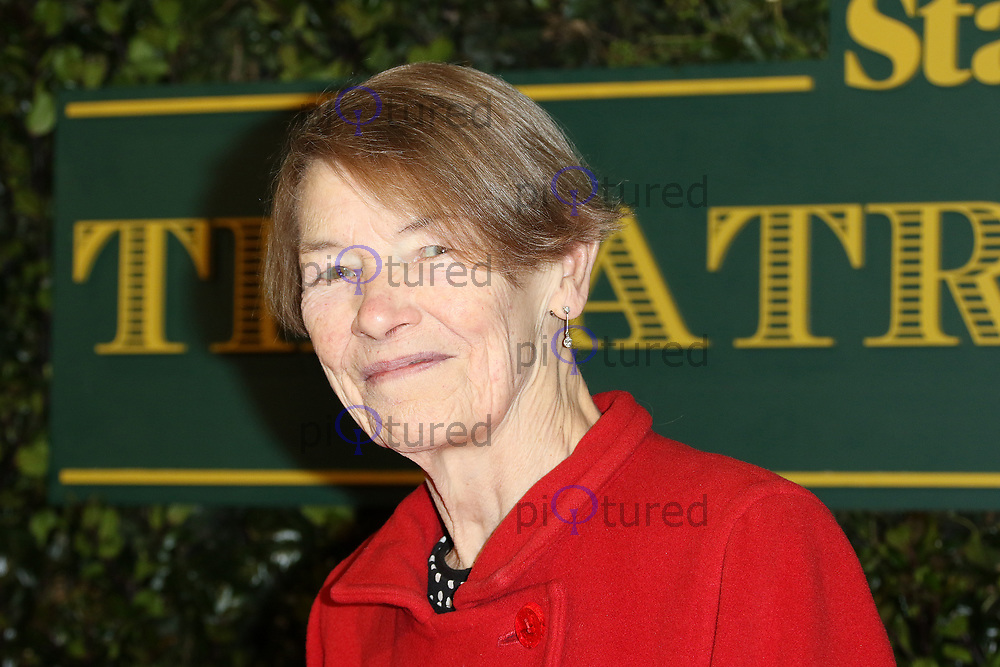 Glenda Jackson, London Evening Standard Theatre Awards, Theatre Royal Drury Lane, London UK, 03 December 2017, Photo by Richard Goldschmidt