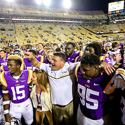 10-15-2016 Southern Miss at LSU