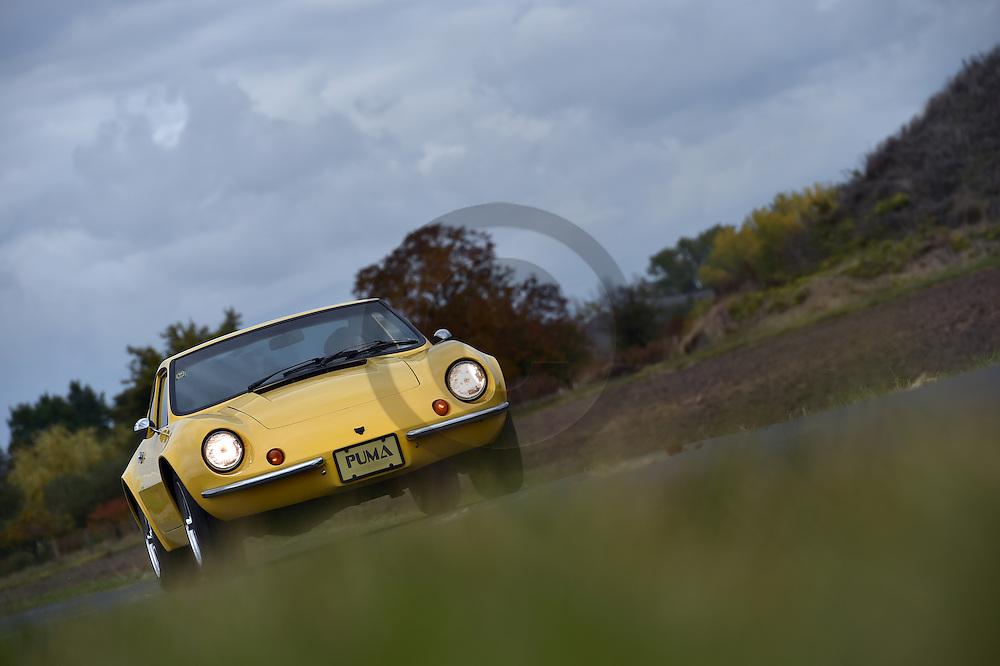 21/10/16 - PONTMORT - PUY DE DOME - FRANCE - Essais PUMA 1600 GT de 1973 - Photo Jerome CHABANNE
