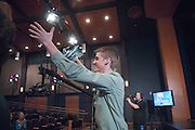 18585FOX News at Ohio University in Baker Center Theater on March 5, 2008..Brooks Jarosz
