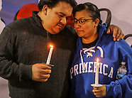 Candlelight Vigil for victims of San Bernardino Mass Shooting