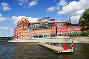 River cruise, Moscow, Russia