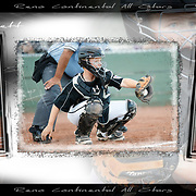 Black Frame Pano Collages