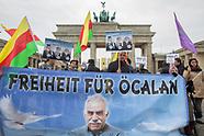 Kurdish protest, Berlin 14.11.17