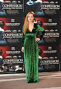 03.DECEMBER.2012. LONDON<br /> <br /> JOSEPHINE DE LA BAUME ATTENDS THE UK PREMIERE OF CONFESSIONS OF A CHILD OF THE CENTURY AT THE W HOTEL, LEICESTER SQUARE.<br /> <br /> BYLINE: EDBIMAGEARCHIVE.CO.UK<br /> <br /> *THIS IMAGE IS STRICTLY FOR UK NEWSPAPERS AND MAGAZINES ONLY*<br /> *FOR WORLD WIDE SALES AND WEB USE PLEASE CONTACT EDBIMAGEARCHIVE - 0208 954 5968*