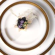 The caviar from the Bocuse d'Or menu Thursday, Sept. 26, 2013 at Next restaurant.  (Brian Cassella/Chicago Tribune) B583220857Z.1 <br /> ....OUTSIDE TRIBUNE CO.- NO MAGS,  NO SALES, NO INTERNET, NO TV, CHICAGO OUT, NO DIGITAL MANIPULATION...