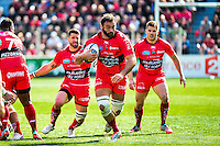 Mamuka GORGODZE - 05.04.2015 - Toulon / Londres Wasps - 1/4Finale European Champions Cup<br />