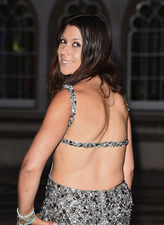 Marion Bartoli attends the 2015  Wimbledon Champions Dinner at The Guildhall, Gresham Street, London on Sunday 12 July 2015