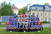 Groupe Troyes - 02.09.2015 - Photo Officielle de Troyes - Ligue 1<br /> Photo : Dave Winter / Icon Sport