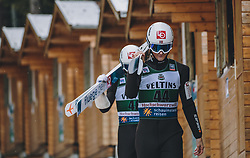 19.01.2020, Hochfirstschanze, Titisee Neustadt, GER, FIS Weltcup Ski Sprung, im Bild Daniel Andre Tande (NOR) // Daniel Andre Tande of Norway during the FIS Ski Jumping World Cup at the Hochfirstschanze in Titisee Neustadt, Germany on 2020/01/19. EXPA Pictures © 2020, PhotoCredit: EXPA/ JFK