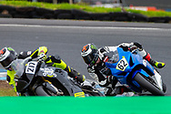 Brendon Mcintyre (62) riding for Western M/C in Q1 during round 6 of the Australian Superbike Championship on October 05, 2019 at Phillip Island Circuit, Victoria. (Image Dave Hewison/ Speed Media)