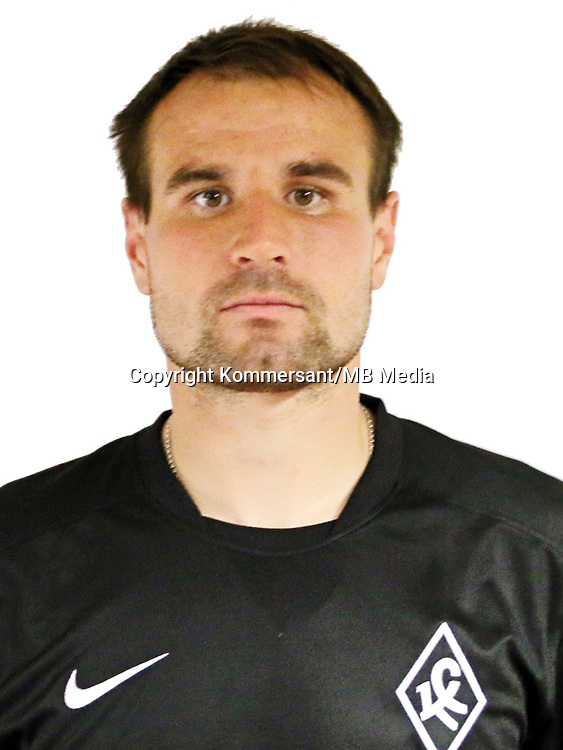 Portraits, FC Krylia Sovetov Samara, August 2016, Russian Premier League