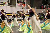 West Monroe HS Winterguard