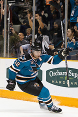 20110201 - Phoenix Coyotes at San Jose Sharks (NHL Hockey)