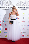 Sophie Monk at The 2018 ARIA Awards at The Star in Sydney, Australia