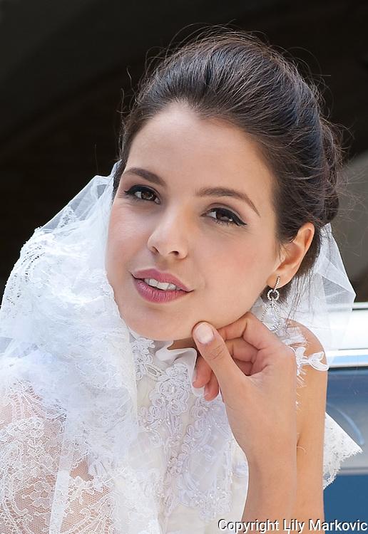 Portrait of a Bride