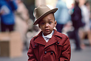 Little Man, New York City, New York, USA, April 1984