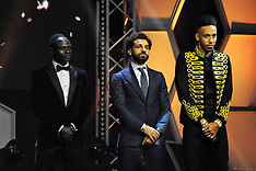 Confederation of African Football awards ceremony - 4 Jan 2018