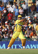 IPL S4 Match 9 Kings XI Punjab v Chennai Super Kings