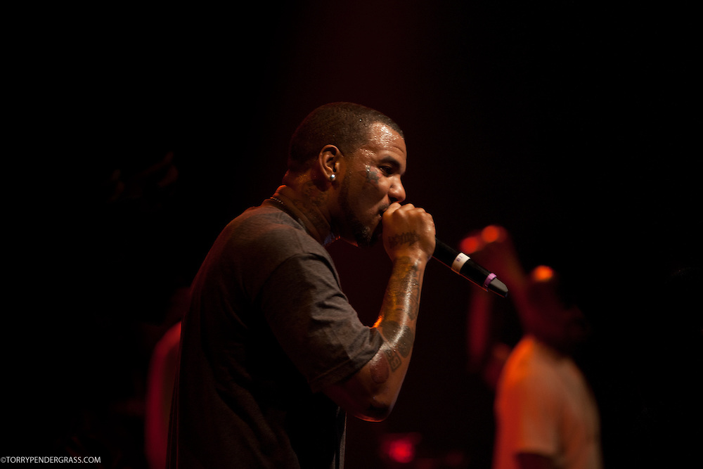 GAME performs on March 11, 2011 at House of Blues Sunset in Los Angeles, CA.