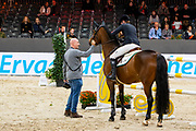 Materiaal pech<br /> Jumping Zwolle 2019<br /> © DigiShots