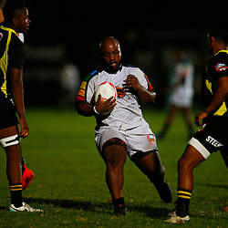 GV during the 2019 FNB Varsity Shield match between FNB UKZN and FNB UFH at Jonsson Kings Park Stadium in Durban, South Africa. 18.03.2019 (Photo by Steve Haag FNB UKZN)