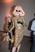 PANDEMONIA, Serpentine Gallery and Harrods host the Future Contempories Party 2016. Serpentine Sackler Gallery. London. 20 February 2016