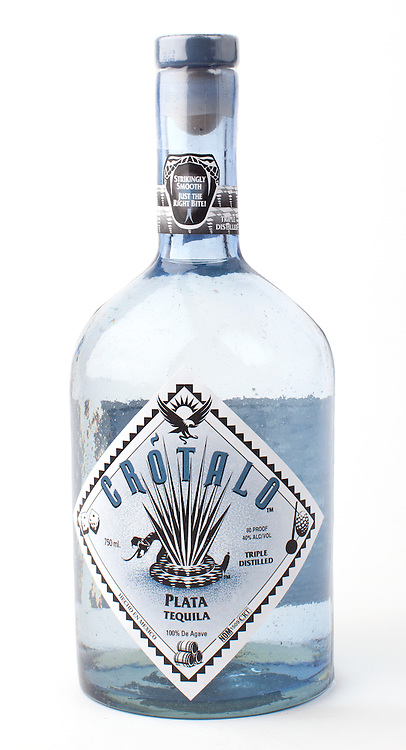Crotalo Plata -- Image originally appeared in the Tequila Matchmaker: http://tequilamatchmaker.com