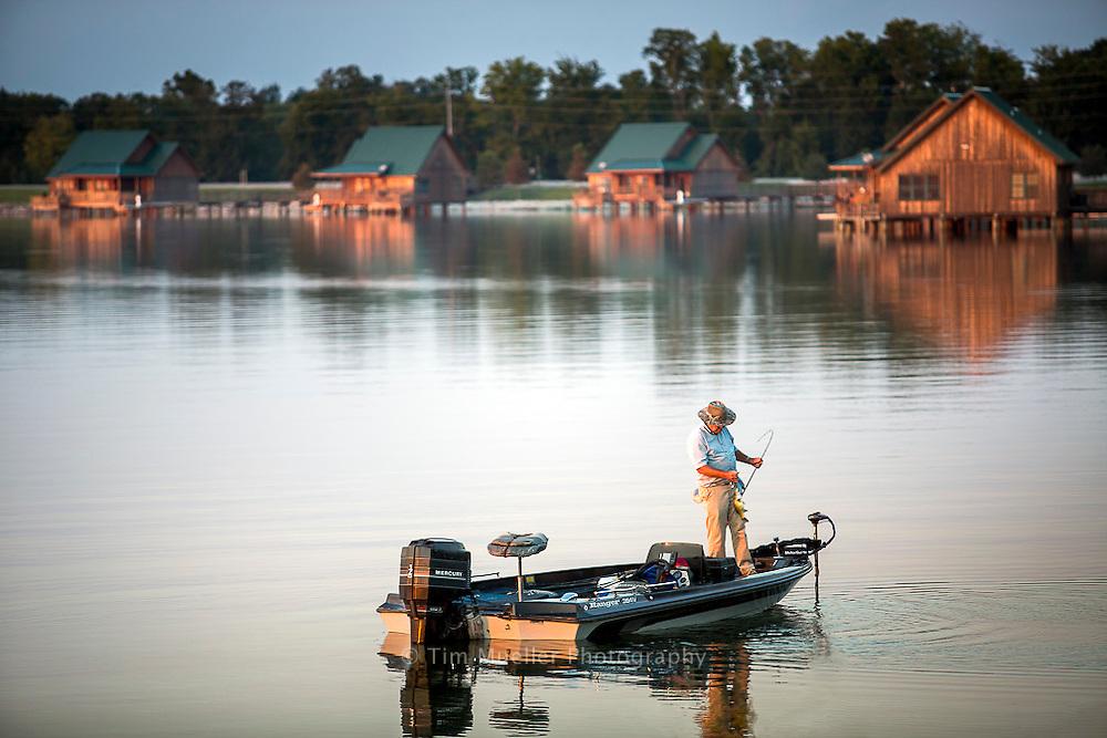 Louisiana parks redstickstock for Cabine in delhi la