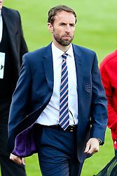 England U21 Manager, Gareth Southgate  - Photo mandatory by-line: Matt McNulty/JMP - Mobile: 07966 386802 - 11/06/2015 - SPORT - Football - Barnsley - Oakwell Stadium - England U21 v Belarus U21 - International Friendly U21s
