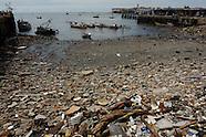 Devastación Playas y Costas